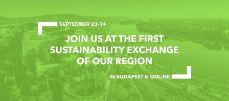 V4SGD Budapest Sustainability Exchange 2020 Budapest