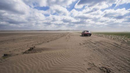 Homokhátság: Az elsivatagosodás útján