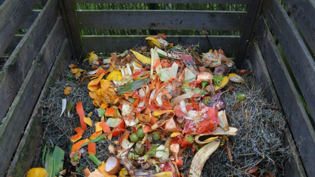 konyhai hulladék komposztálása