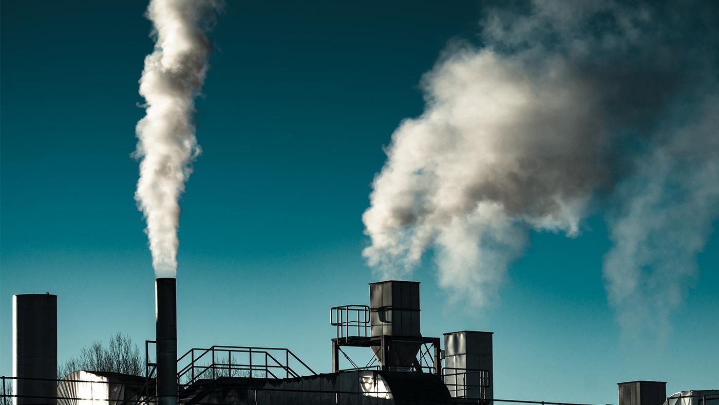 Erősen fel kellene pörgetnünk a légköri szén-dioxid megkötését