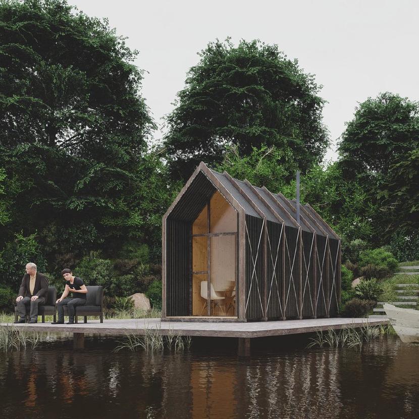 Kabinka – Hello Wood