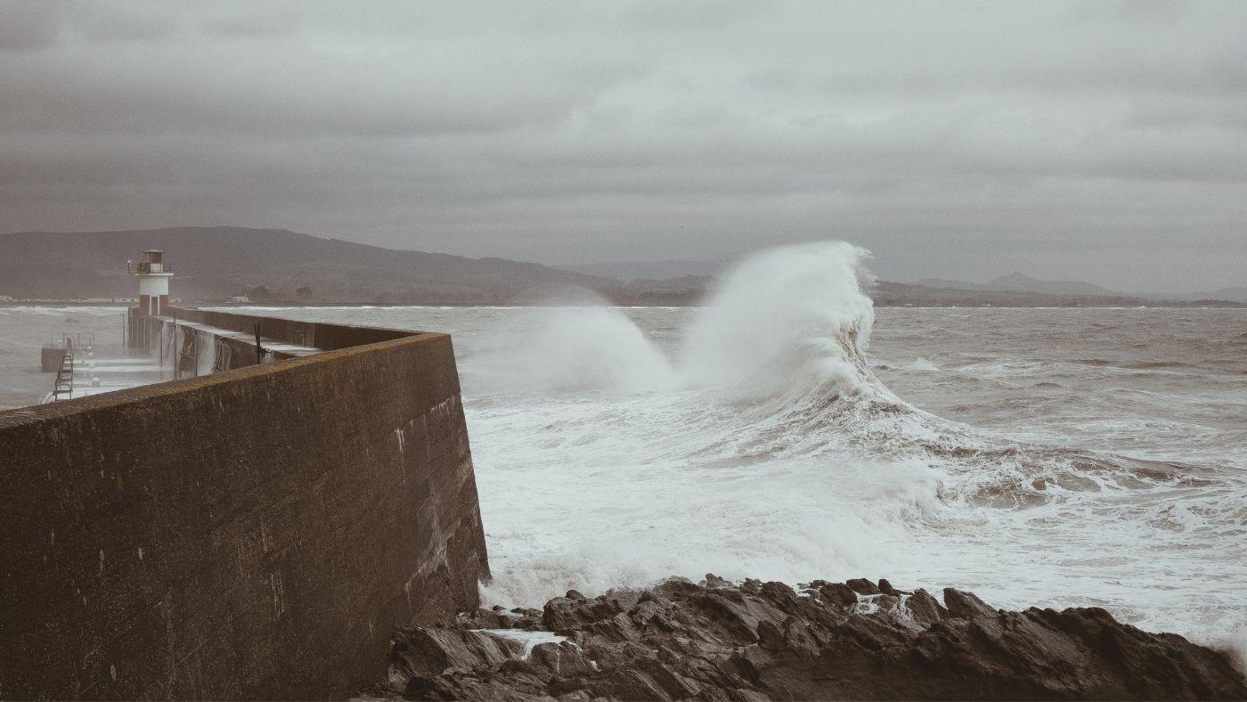 Hurrikán erősségű viharokat hoz a klímaváltozás Európába