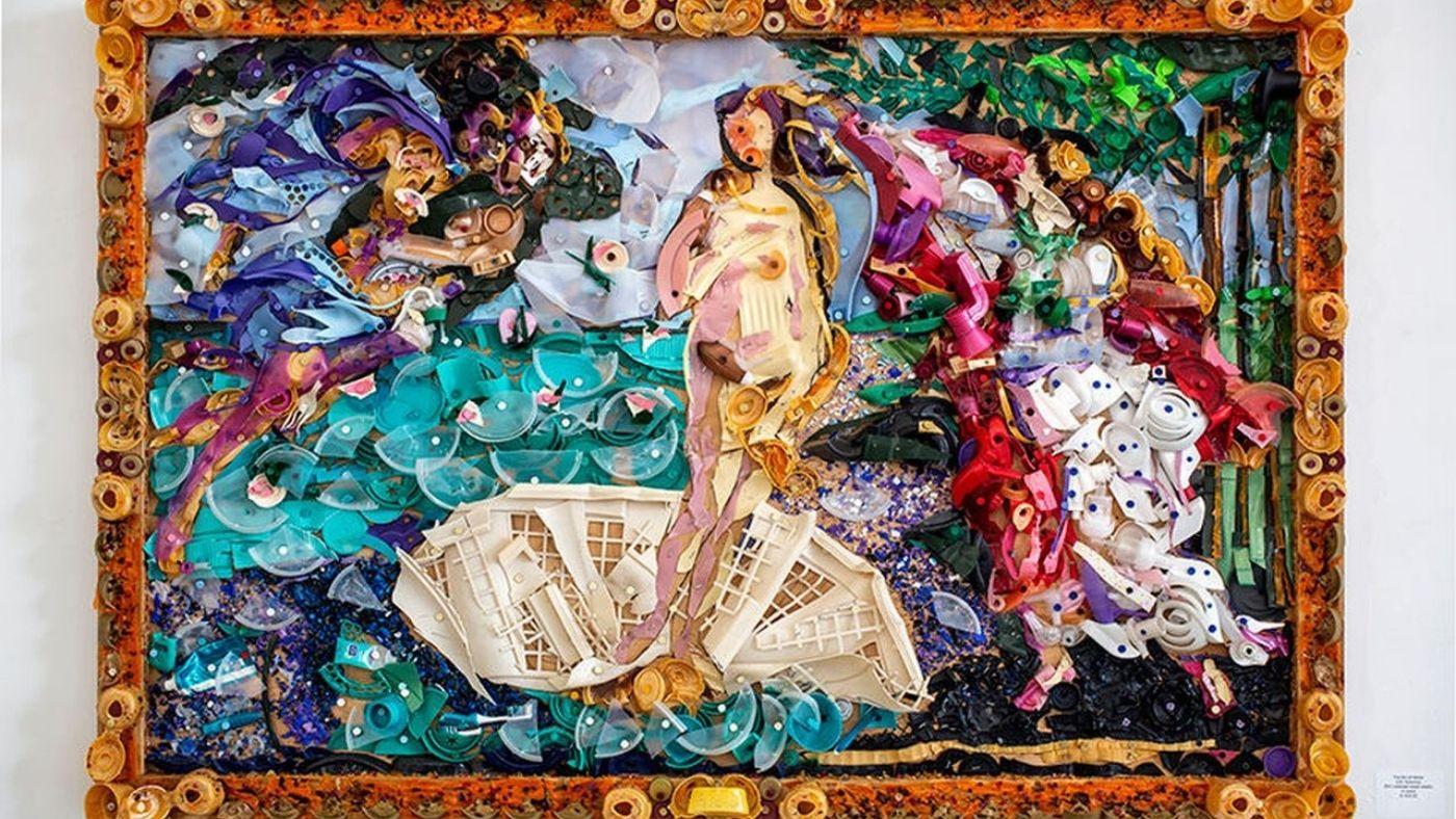 Trash art – avagy a hulladék művészete