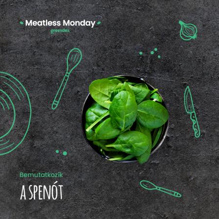 Meatless Monday: az egészség netovábbja, azaz a spenót