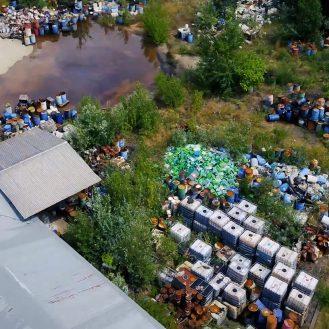 hulladéklerakó Kiskunhalas