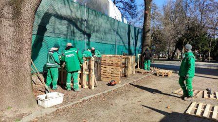 Új közösségi komposztáló nyílt Budán!