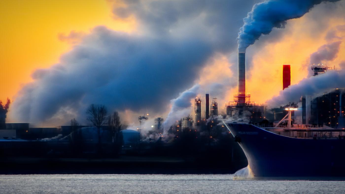 Meglepő, de a jövő egyik legnagyobb üzlete lehet a szén-dioxid