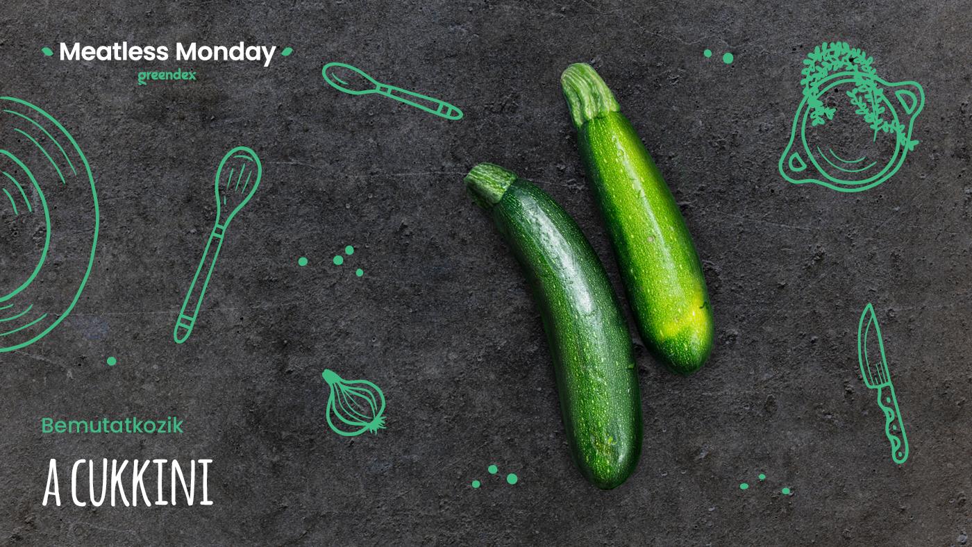 Meatless Monday: terítéken a friss és utánozhatatlan cukkini