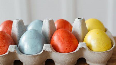 festett tojás