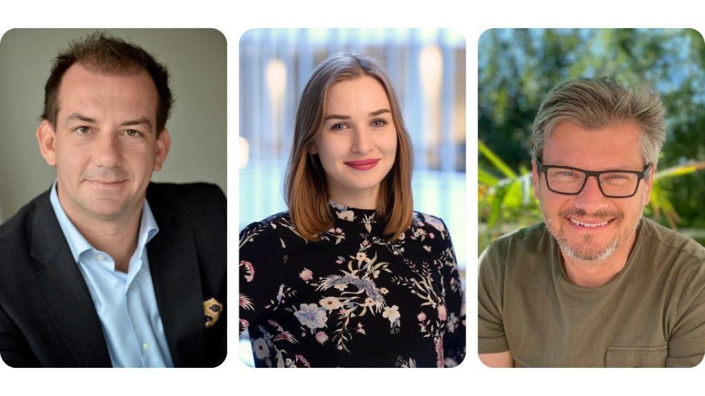 Osztovits Ádám (PwC), Perger Júlia (PwC), Finta Csaba (Myd-II) - Építészet és design a pandémia árnyékában