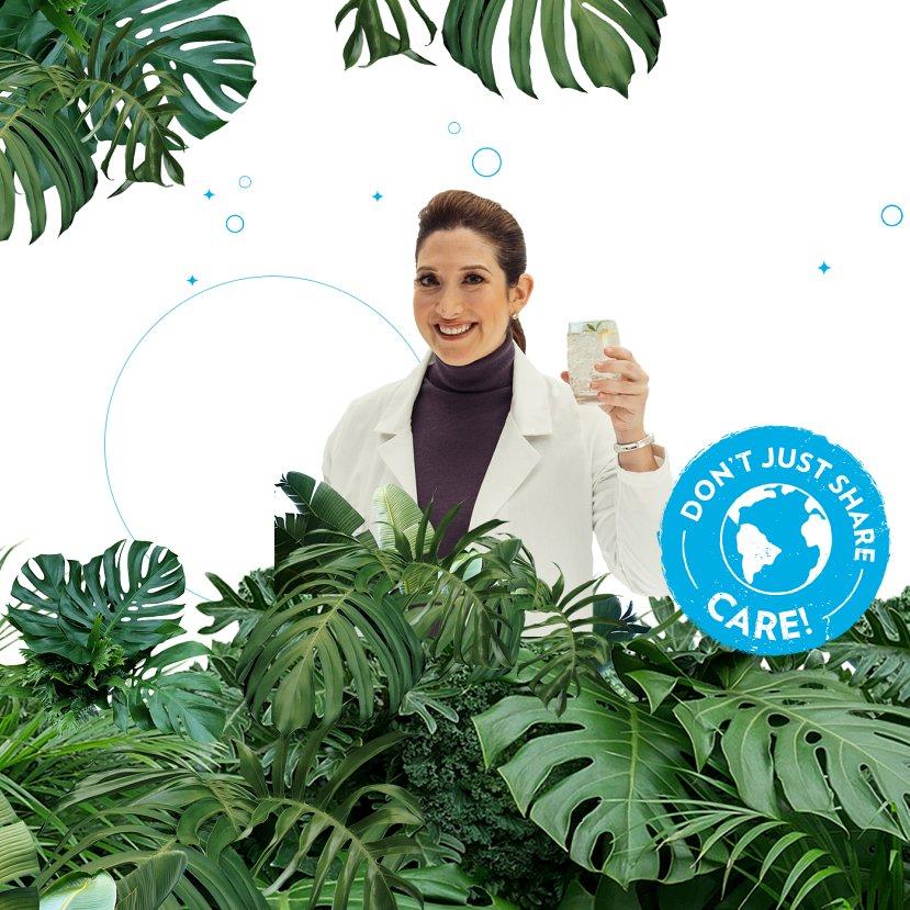 A SodaStream újrahasznosított műanyagból készülő szódagépeket fejleszt