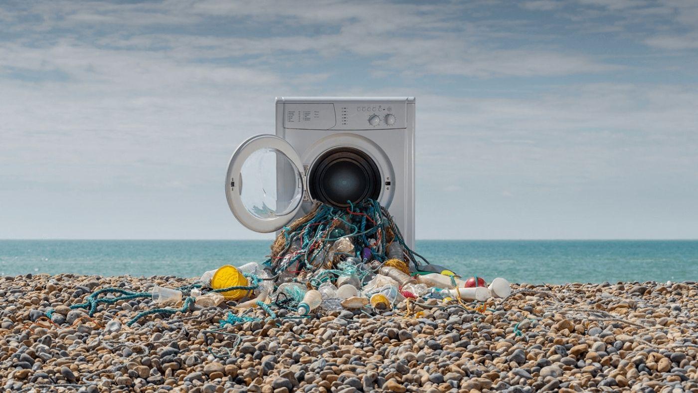 Mikroműanyag-szűrő házilag