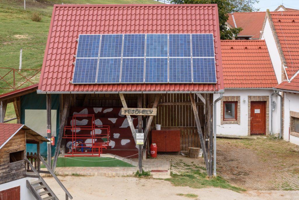 Katica Tanya megújuló energia