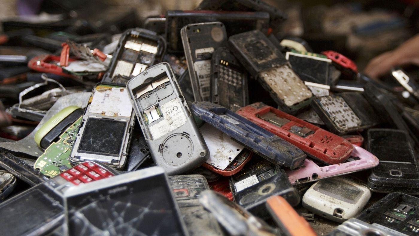 Magyarország élen jár a használt mobilok és laptopok begyűjtésében
