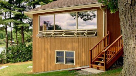 off-the-grid ház