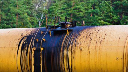 olajszivárgás