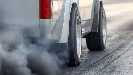 szennyezett levegő