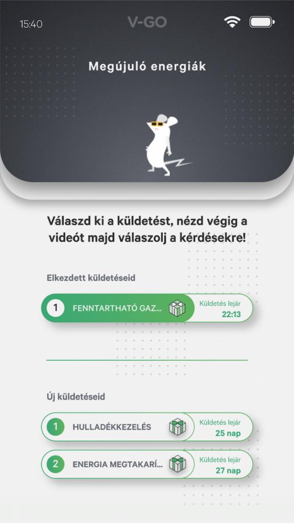 V-GO app