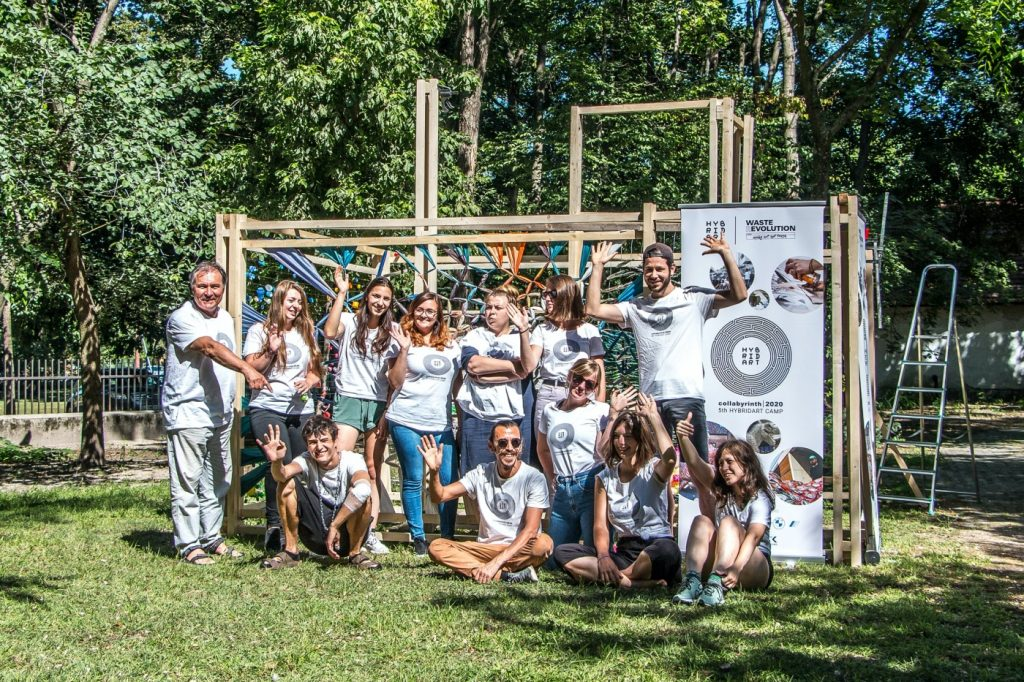 hybridart camp 2020