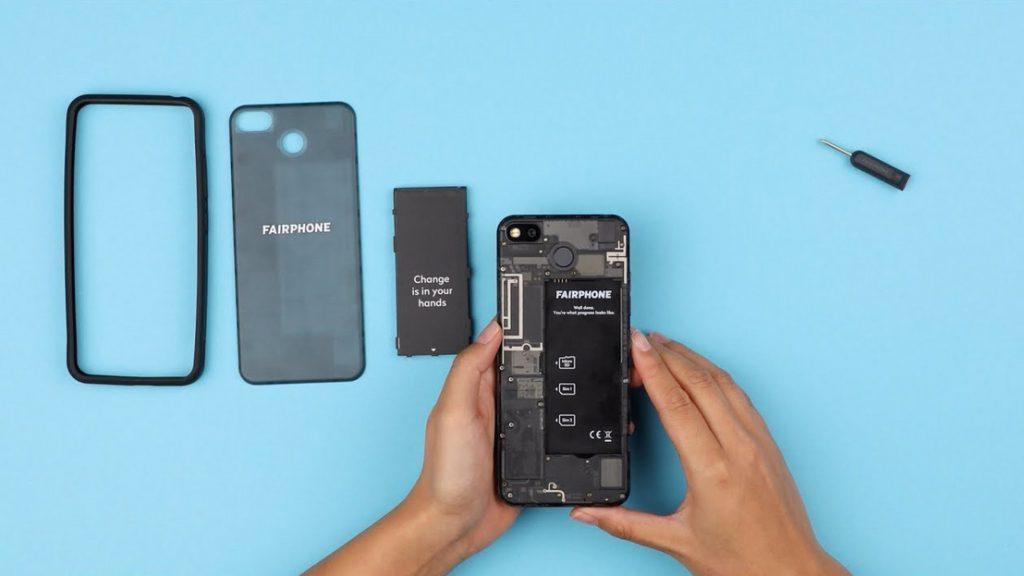 Fairphone e-hulladék