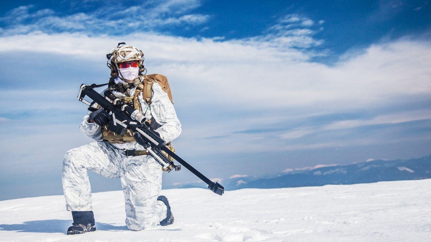 Hadgyakorlat indul az Északi-sarkvidéken