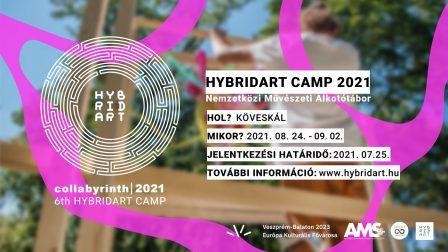 hybridart camp 2021 ekf