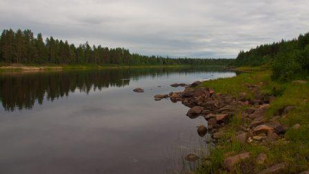Muonio_River