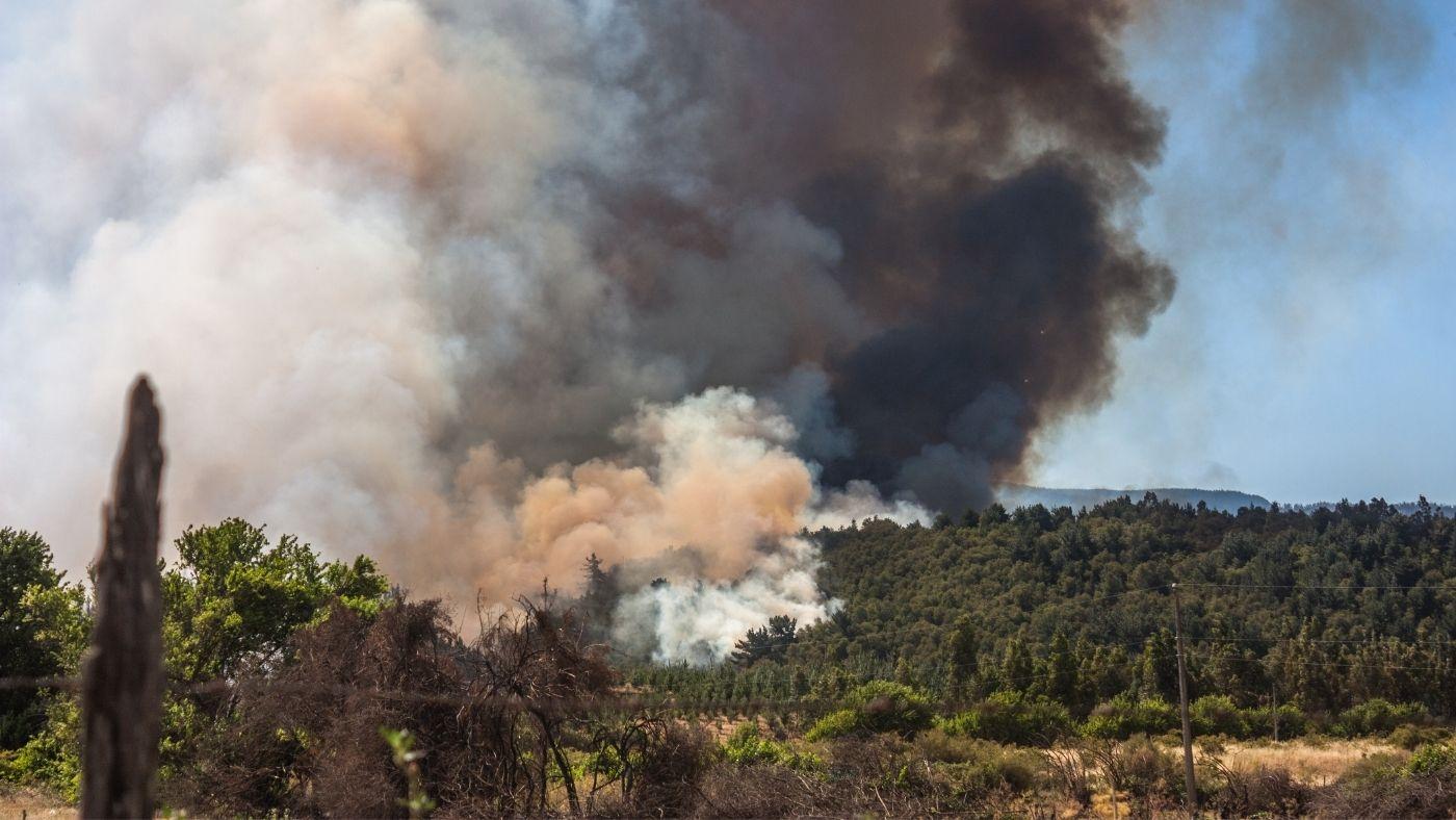 Hozzánk is elér az amerikai és orosz erdőtüzek füstje