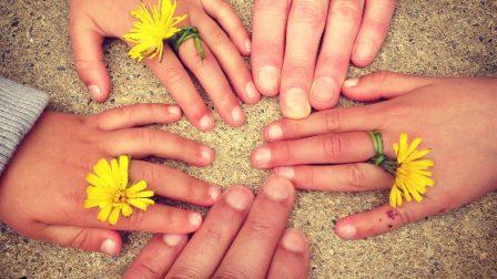 family-hand