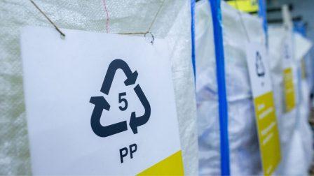 pp műanyag szimbólum