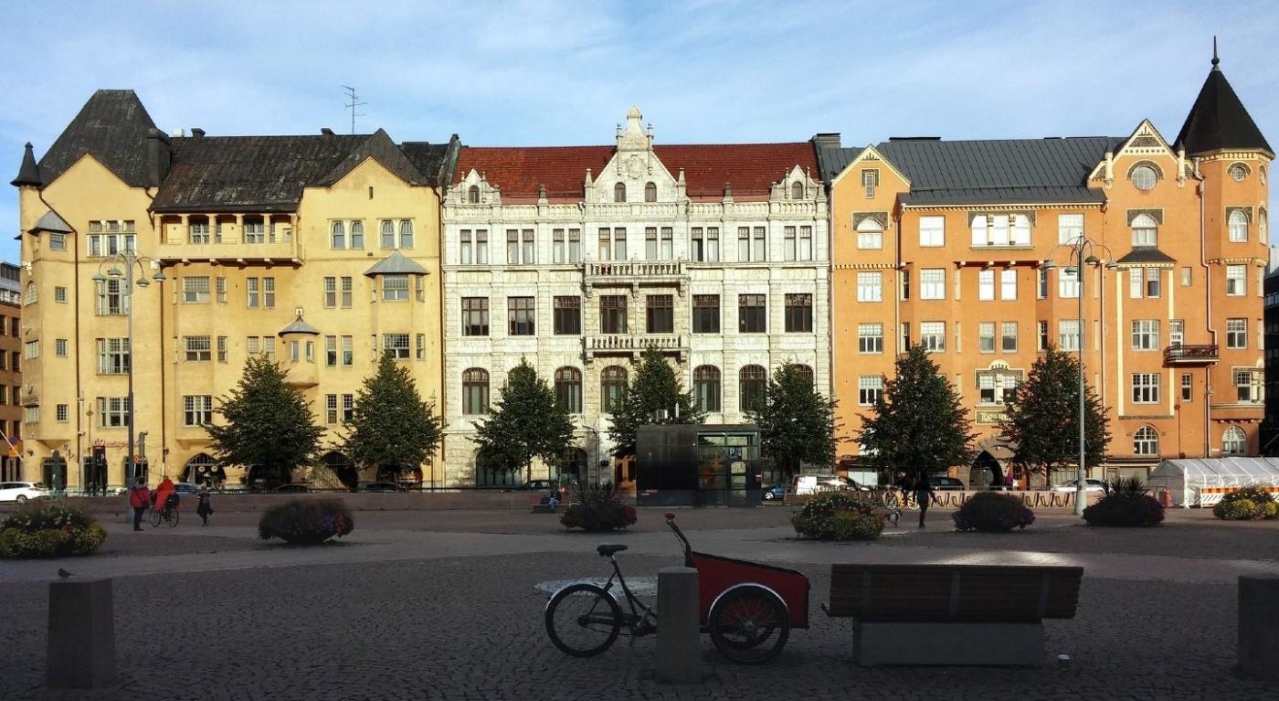 Hamarosan betilthatják a nem klímabarát kültéri reklámokat Helsinkiben