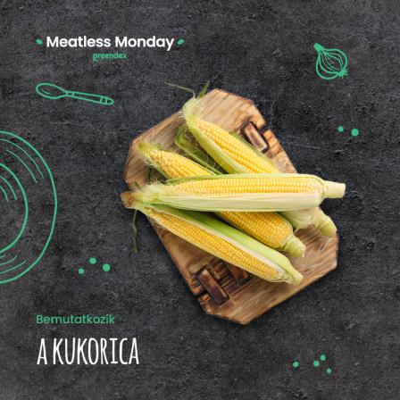 Meatless Monday: a csemegekukorica nemcsak a strandon jó!