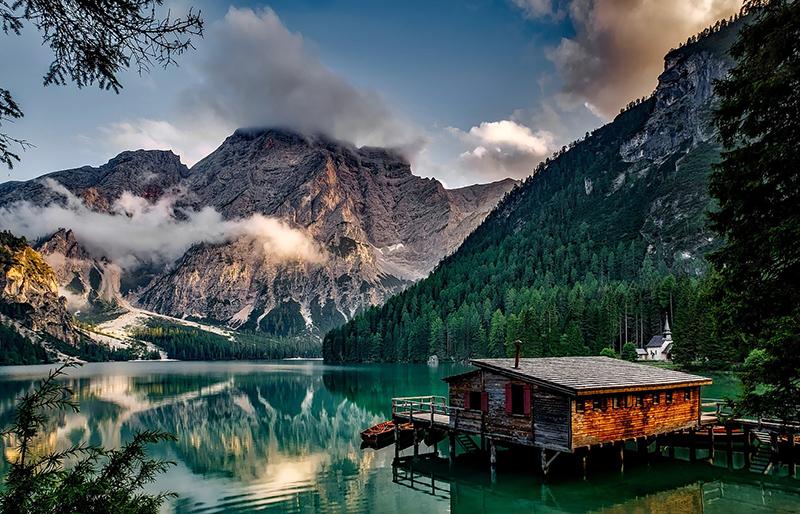 az olasz vidék - Trentino Alto Adige