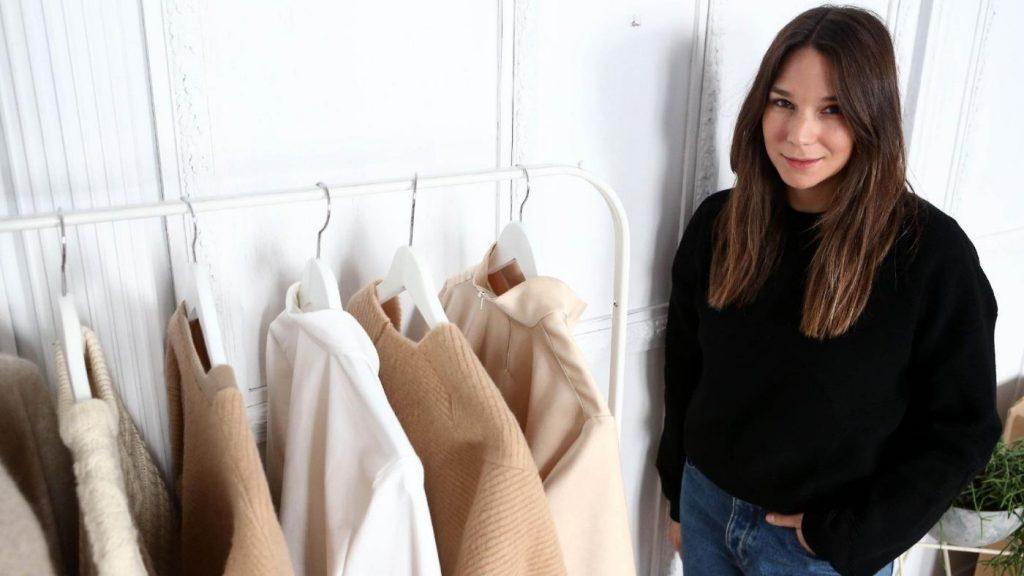 nanushka fenntartható divat