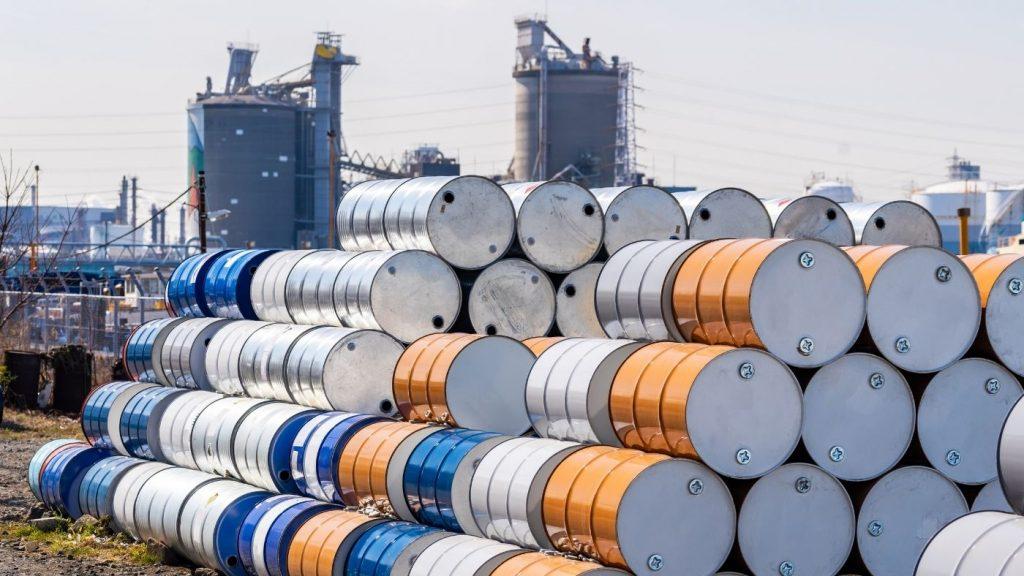 kőolaj olajár