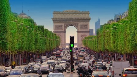 párizsi dugó