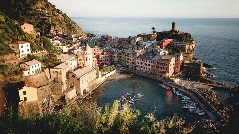 olasz vidék - Cinque Terre