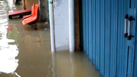 Az árvízveszélyes területeken nő leggyorsabban a népesség