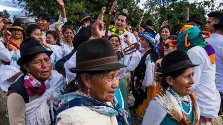 A klímaváltozás elleni harc élharcosai a bennszülöttek