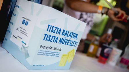 HybridCycle Tiszta Balaton, tiszta művészet