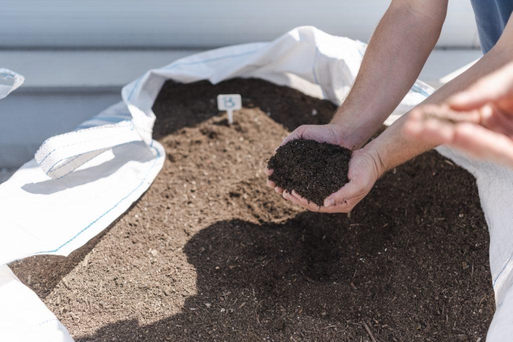 komposztálható műanyag bioműanyag  profikomp
