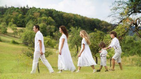 család és fenntarthatóság