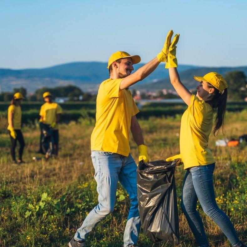 Mi biztatunk, TeSzedd! Idén is önkéntesen tehetünk a tiszta Magyarországért