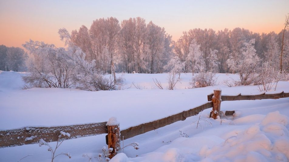 téli hideg