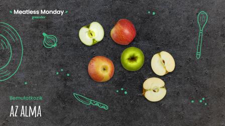 Meatless Monday: alma, az ősi és csodálatos gyümölcsünk