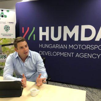 Weingartner Balázs HUMDA Zöld Busz Program