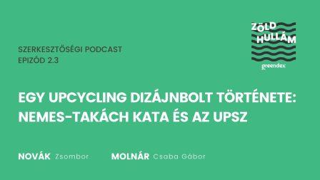 zöldhullám podcast 2.3